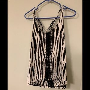 Tank Top with criss cross back